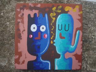 Un secreto (encuentros) by elocha