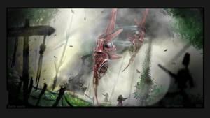 Battle angels by Iggy-design
