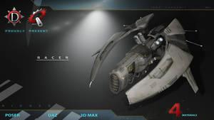 Zeneca racer by Iggy-design