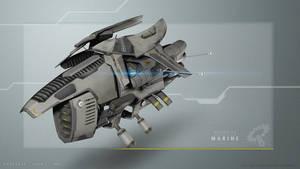 Racer Marine by Iggy-design
