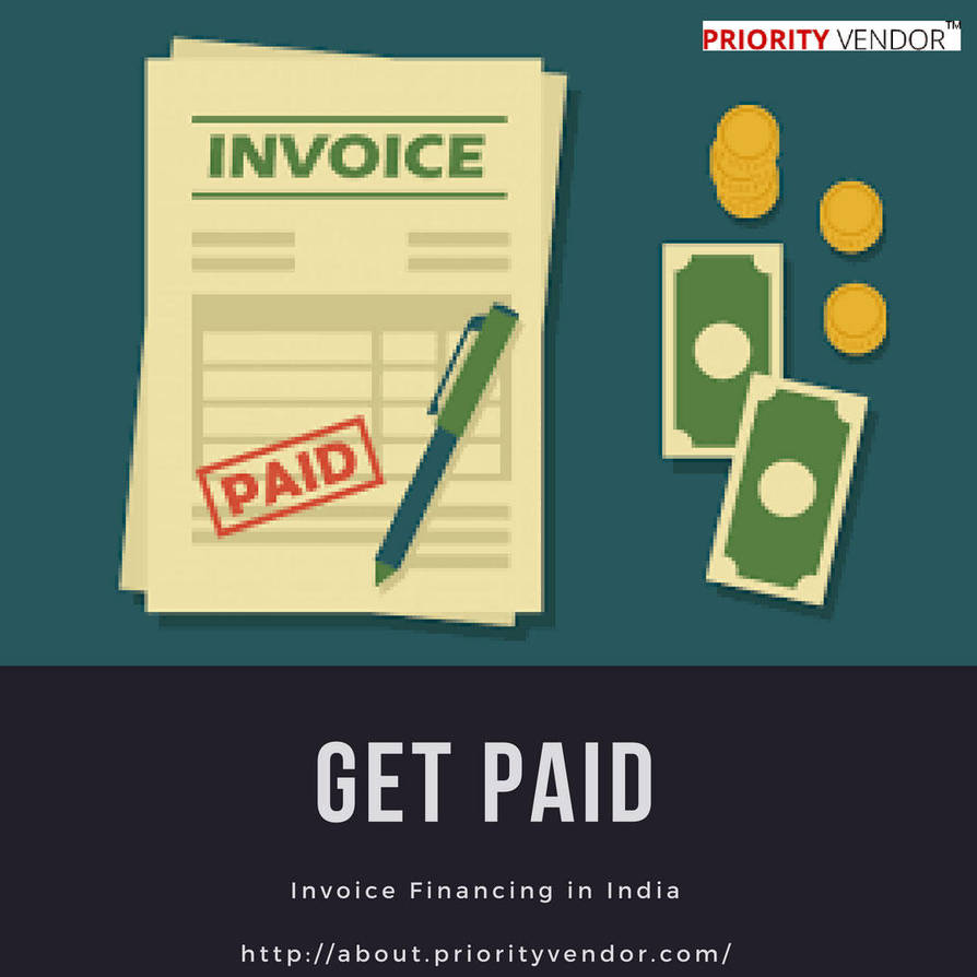 Invoice Discounting in India by Priorityvendor on DeviantArt
