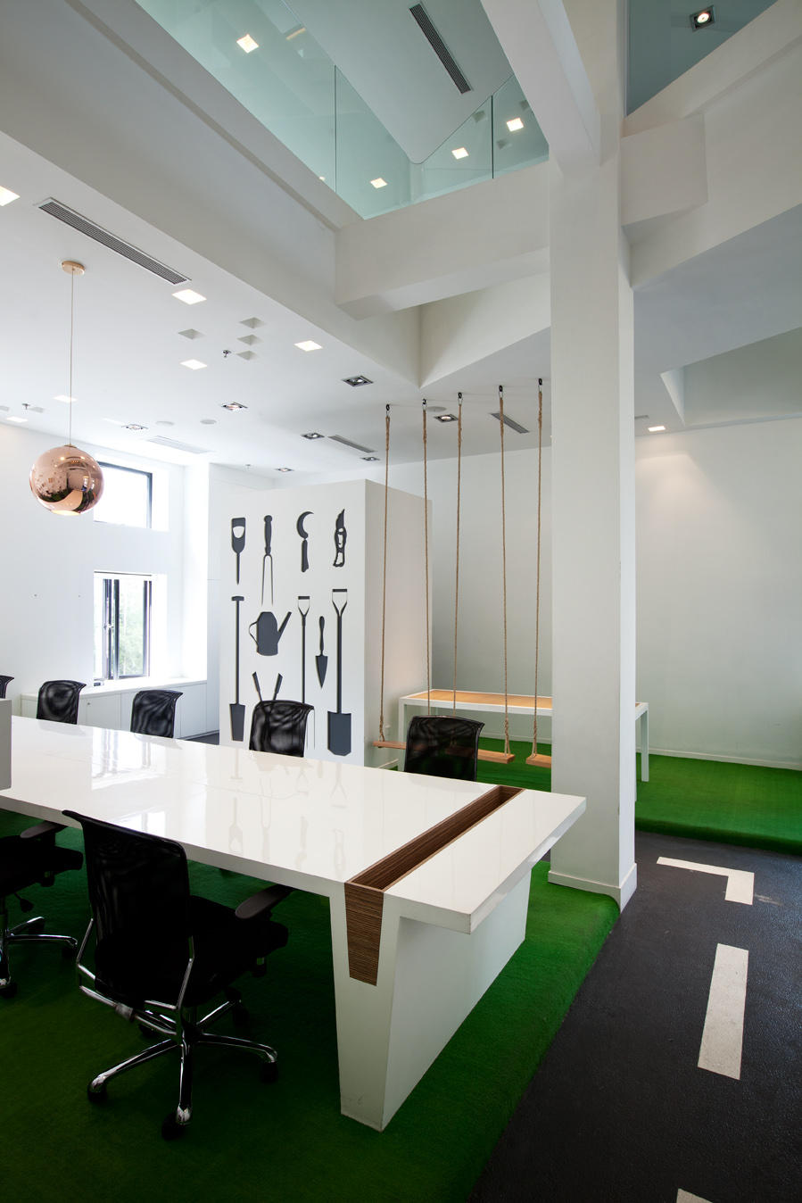 Work in a Park, Play in the Office 2 by Dariel-Studio