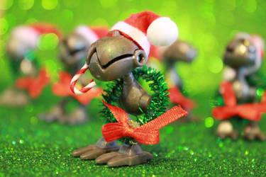 TMNT CHRISTMAS MOUSERS by HeroKenFlatt