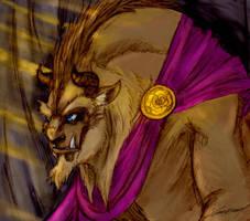 Beast: Light in the Darkness by MerKatch