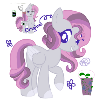Share The Love Adopt #12 (CLOSED) by PegaAdopts