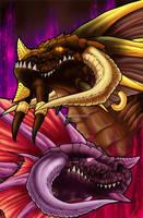 Spawn of Deathwing by RizyuKaizen