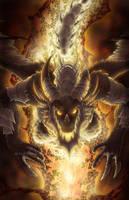 The Cataclysm by RizyuKaizen