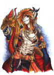 -Bloodlines ~ Legends Never Die- by RizyuKaizen