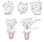 [CLOSED] OTA Owl monster cutie thing. by Mama-Choco