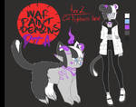 [OPEN] FTO Draw to adopt Warpa - Tier 2 by Mama-Choco