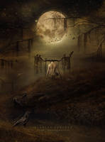 Full Moon by Carlos-Quevedo