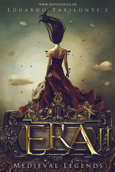 ERA II / COVER by Carlos-Quevedo