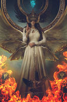 Death Priestess by Carlos-Quevedo