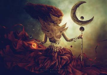 Asteria by Carlos-Quevedo
