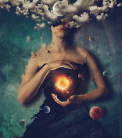Inner Space by Carlos-Quevedo