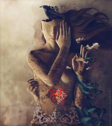 Inner Oracle by Carlos-Quevedo