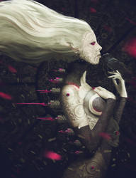 Lady Ink by Carlos-Quevedo