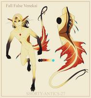 Fall Venekai Adopt #1 AUCTION closed by shorty-antics-27