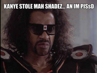 Sho'Nuff is mad by MizHowlinMad