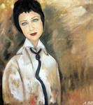 Portrait de Celine by ABDportraits