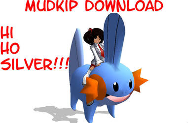 Mudkip DOWNLOAD by RiSama