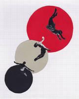 Acrobats by ArianeJurquet
