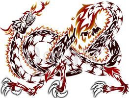 Fire Dragon by white-tigress-12158