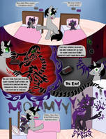 Problems of New Changeling Mother Pt. 3 by white-tigress-12158