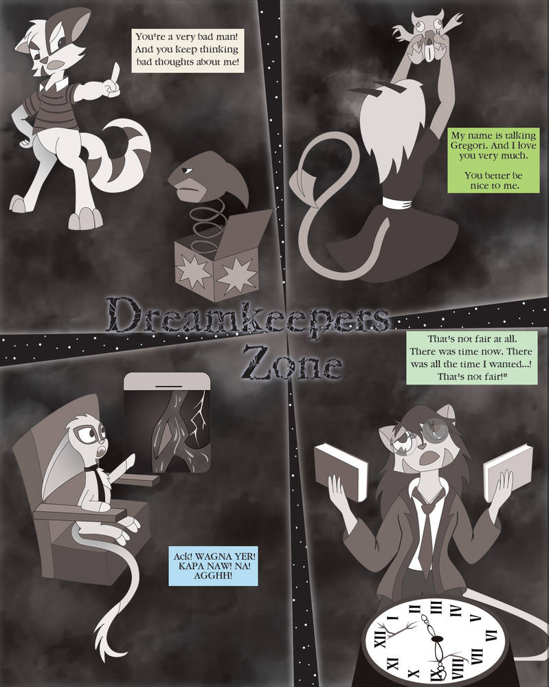 The Dreamkeepers Zone by white-tigress-12158