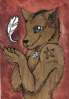 October'11 ACEO-change by persian-pirate