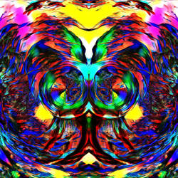 Lady of the Mystic Flame by RobertLeesDigitalArt