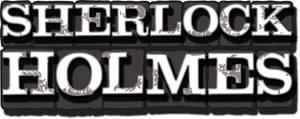 Sherlock Holmes Logo by Two-Players