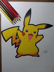 Pikachu by detonatorkill