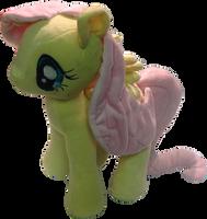 Final Fluttershy Plushie by PonyPlush