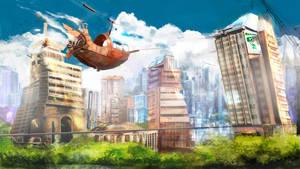 Green City? by Sporkerang