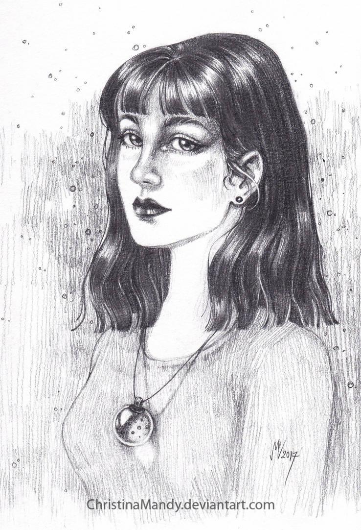 Crystal keeper by ChristinaMandy