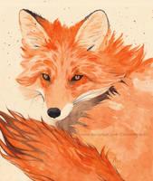 Foxumn by ChristinaMandy