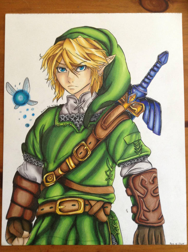 Link! by partyboy3543