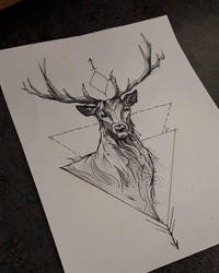 Deer Concept #1 by partyboy3543