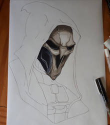 Reaper (WIP) by partyboy3543