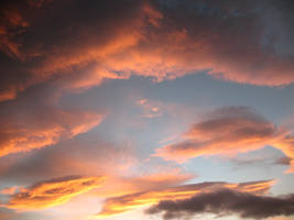 Autumn sky stock 31 by Random-Acts-Stock
