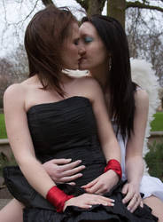 Lesbian Angels stock 56 by Random-Acts-Stock