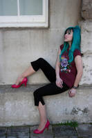 Punk'd Parliament stock 76 by Random-Acts-Stock