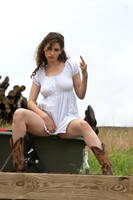 Red neck couple stock 20 by Random-Acts-Stock