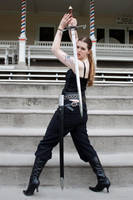 Sword pose stock 7 by Random-Acts-Stock