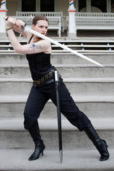 Sword pose stock 8 by Random-Acts-Stock
