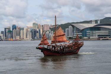 Hong Kong 11 by Random-Acts-Stock