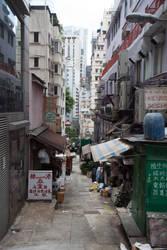 Hong Kong 1 by Random-Acts-Stock