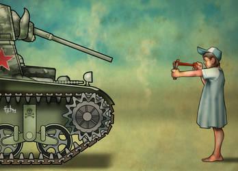 Hero Of War by tjet72