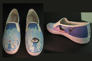 My Dreamy Shoes by theartful-dodge